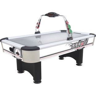 Buffalo Typhoon Stainless Steel Airhockey  7f