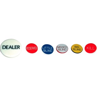 Dealer Tools Buttons Set