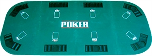 Buffalo Poker Top Texas 180x90cm