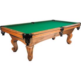 Buffalo Napoleon Pool Table 8ft Oak