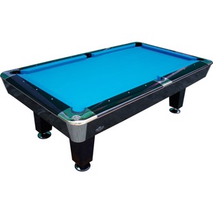 Buffalo Outrage II Pool Table 7ft Black