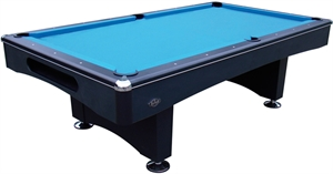 Buffalo Eliminator II Pool Table 9ft Black