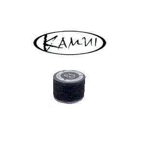 Kamui Clear Black limlæder – Super soft 13mm