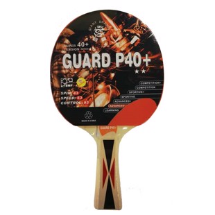 GD Guard bordtennis bat