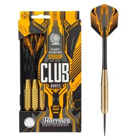 Steeltip CLUB BRASS darts